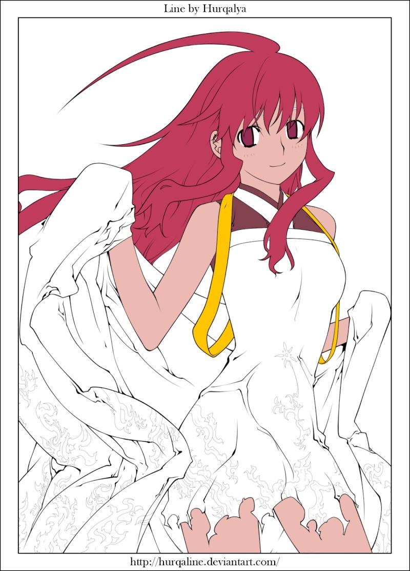 [Colo] Kurokami Kuroka11