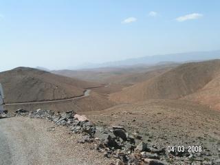 route de igerm  tata foum-zguid  agdz Maroc_27
