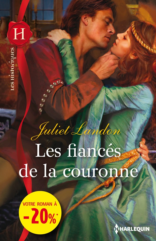LANDON Juliet - Les fiancés de la couronne His_5910