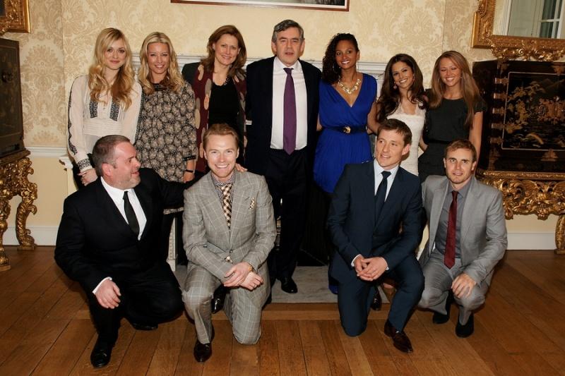 Gary au 10 Downing Street 12.03.09 Ronan_27