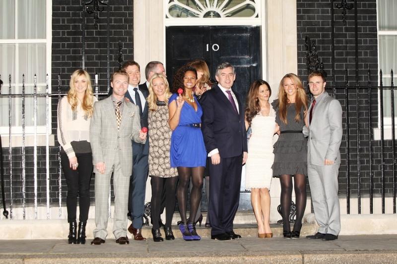 Gary au 10 Downing Street 12.03.09 Ronan_31