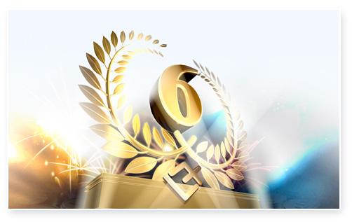 هدايا و جوائز بمناسبة مرور 6 سنوات كامله من العطاء على أحلى منتدى 6_year10
