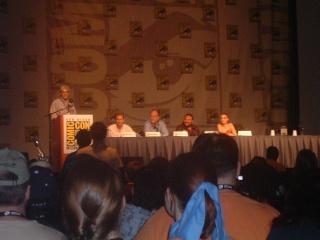 ComicCon de San Diego - juillet 2005 112