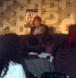 ComicCon de San Diego - juillet 2005 Dscf0015