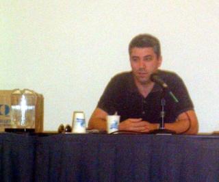 ComicCon de San Diego - juillet 2005 Lapham10
