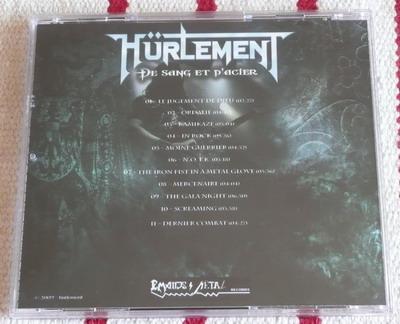 HÜRLEMENT De sang et d'acier (2009) Hurlem11