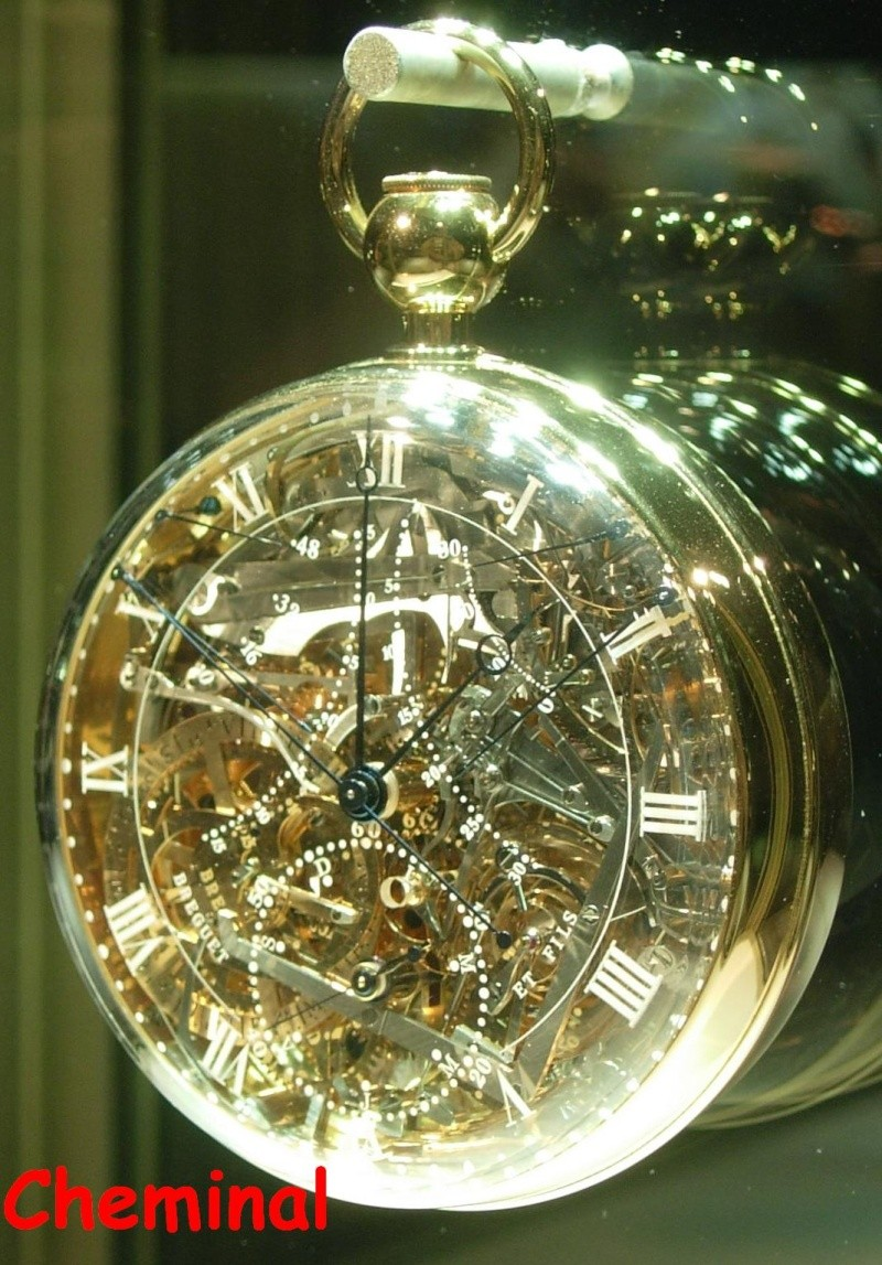 Quelle est la montre avec le plus grand nombre d'aiguilles sur le cadran ? Dscn3710
