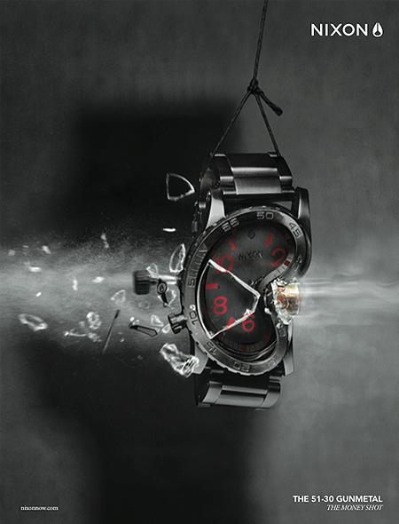 Les publicités horlogères et vous ! Gunmet10