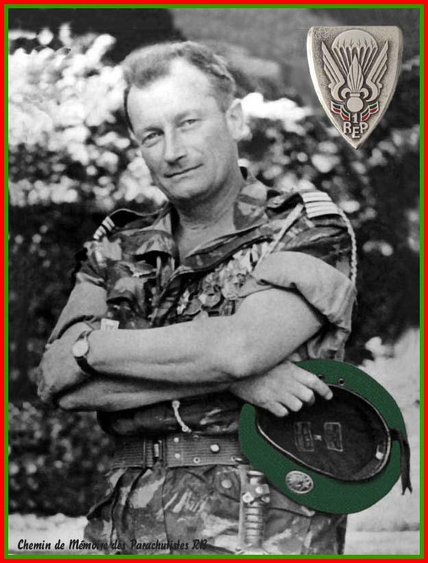 Le Lieutenant-Colonel Jeanpierre Un soldat de légende 1_bord10