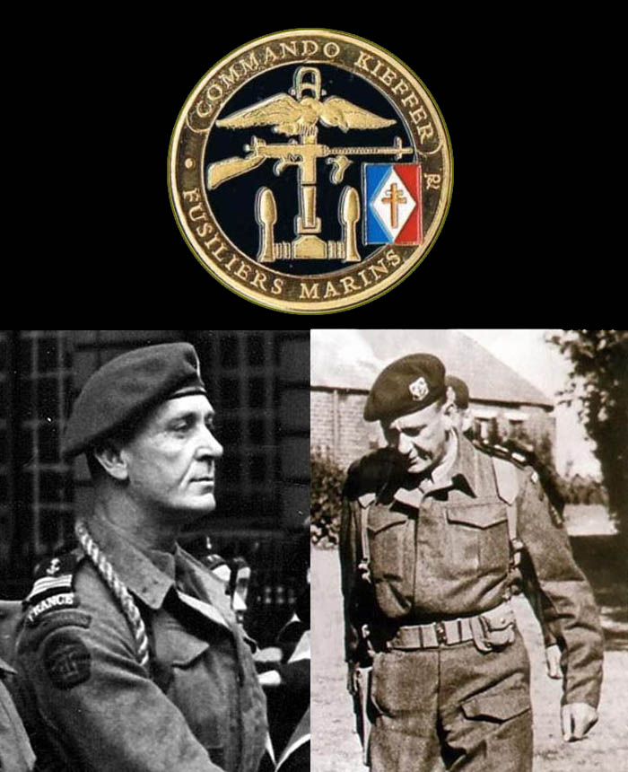 Le 69ème anniversaire du débarquement ( commando Kieffer) en Nomandie 2_para12