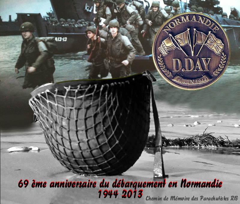 [b]69° ANNIVERSAIRE DU DEBARQUEMENT 1944-2013[/b] 2_para13