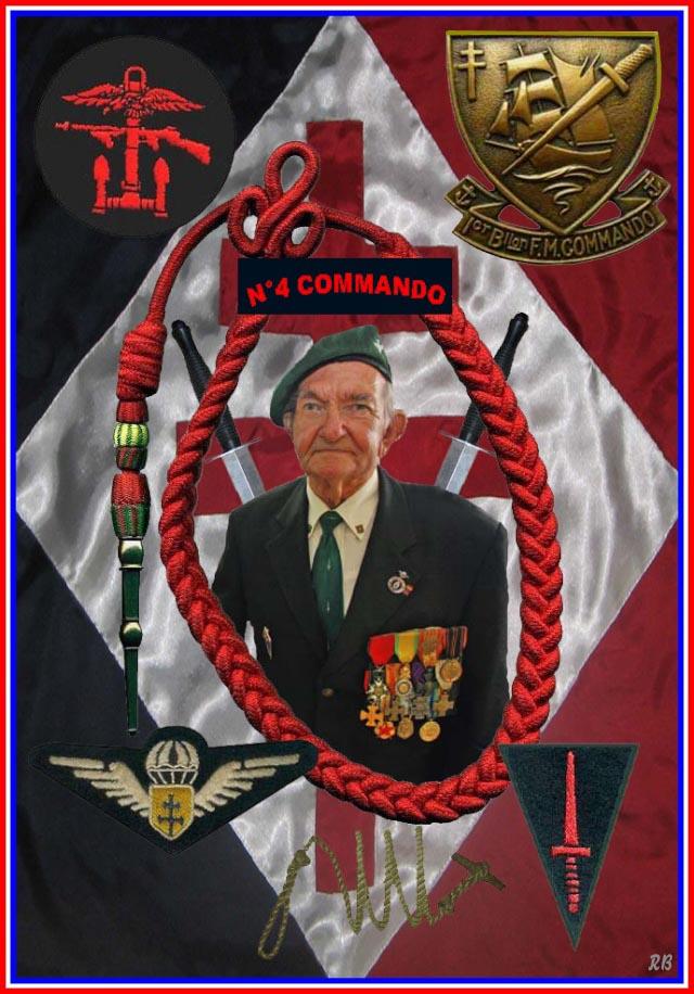 Le 69ème anniversaire du débarquement ( commando Kieffer) en Nomandie 4_para12