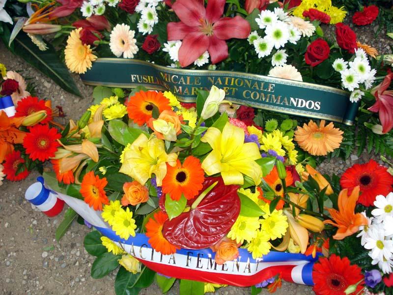 Commémoration le 15 juin 2013 de cinquante et un ans de fidélité et de solidarité entre Fusiliers marins et Harkis 6_larg10