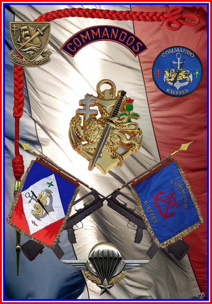 Le 69ème anniversaire du débarquement ( commando Kieffer) en Nomandie 6_para11