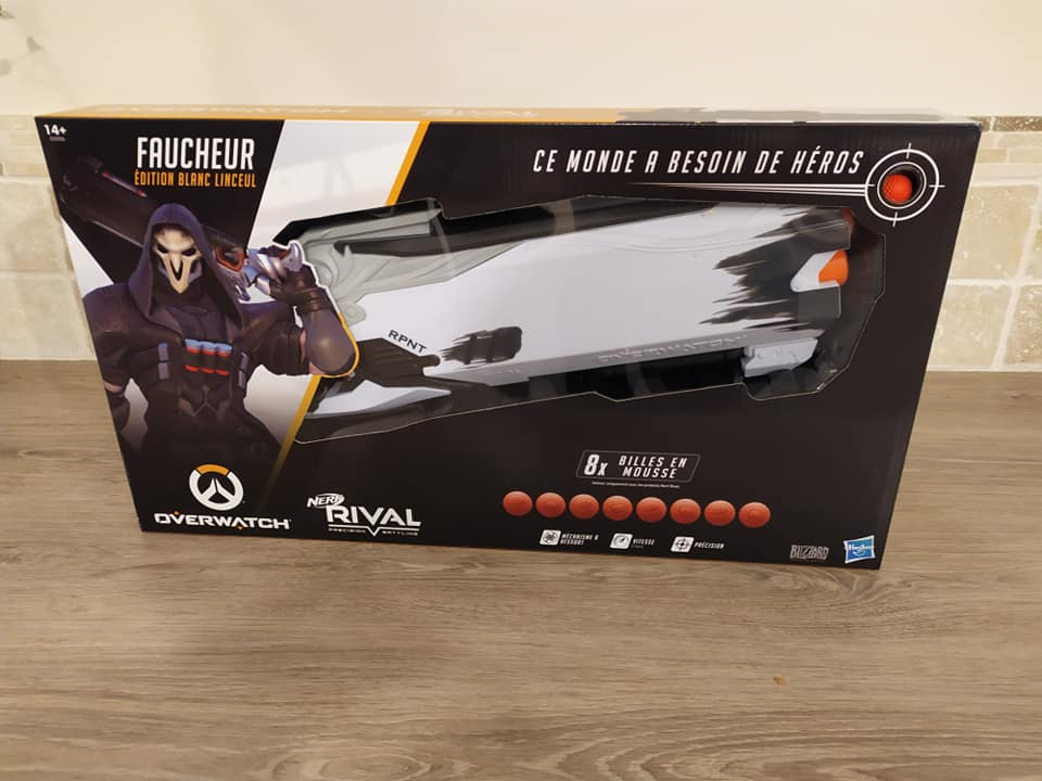 [VDS] Pistolet Nerf Overwatch Neuf Nerf-010