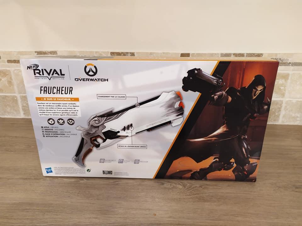 [VDS] Pistolet Nerf Overwatch Neuf Nerf-011