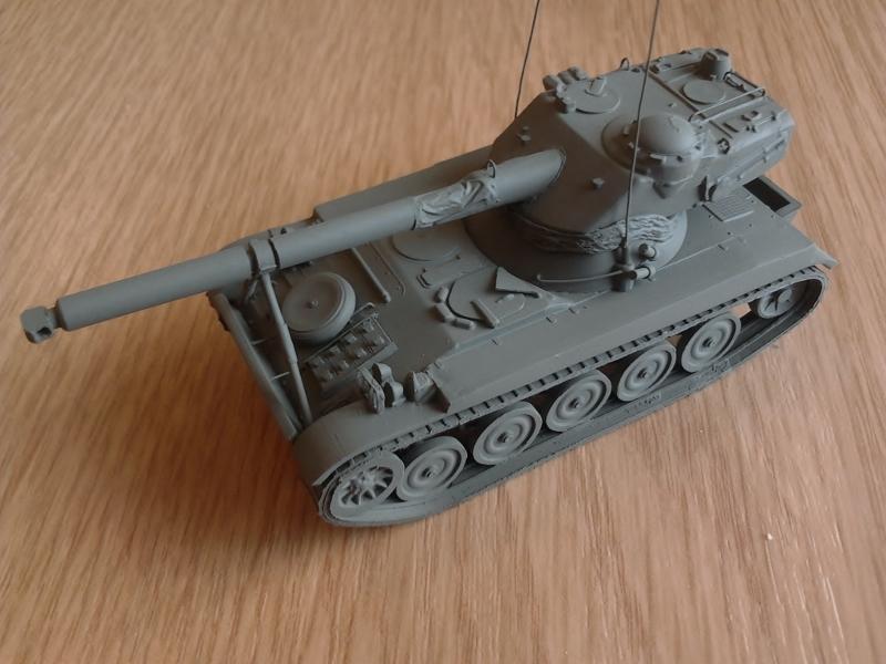 AMX-13 105 [HELLER] 1/72. MAJ 09/05 - Page 2 2013-014