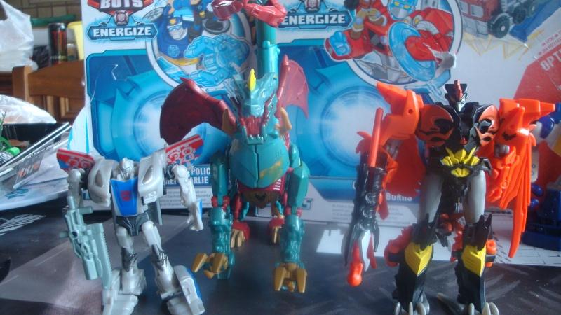 Vegeto / Optimus SG  collection (partie 2) Dsc07223