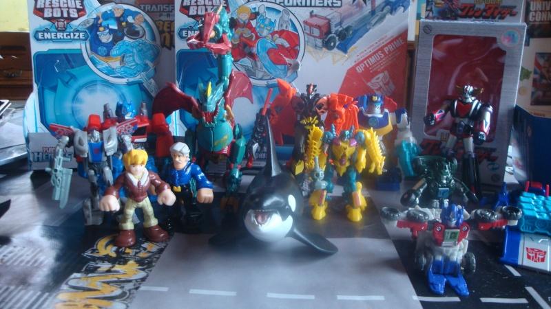 Vegeto / Optimus SG  collection (partie 2) Dsc07224