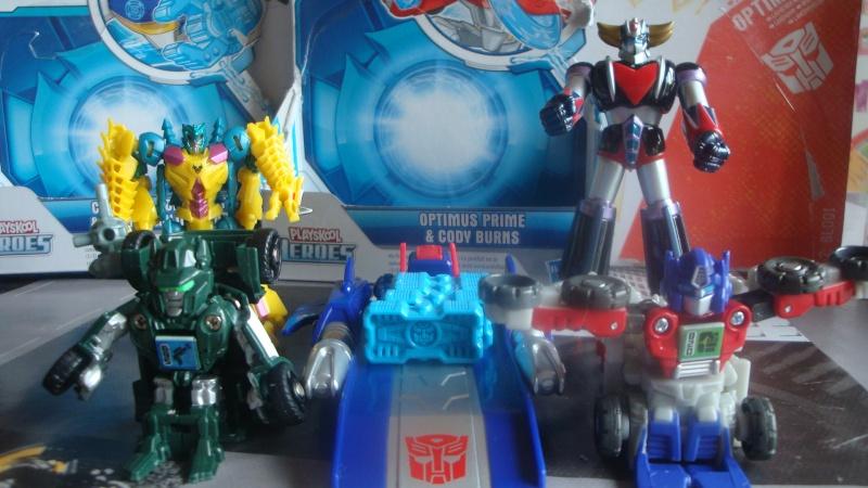 Vegeto / Optimus SG  collection (partie 2) Dsc07225