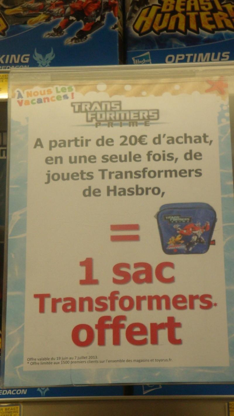 Spéciaux de Jouets TF cette Semaine en France\Europe ― Jouet TF sorti en magasin? - Page 4 Dsc07239