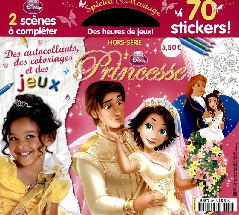 [Magazine] Disney Princesse Magazine France - Page 2 M8873h10