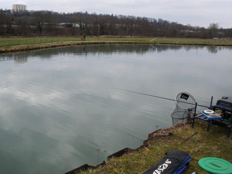 """Partie de pêche à Chaumont """"La Maladière"""" P3130010"""