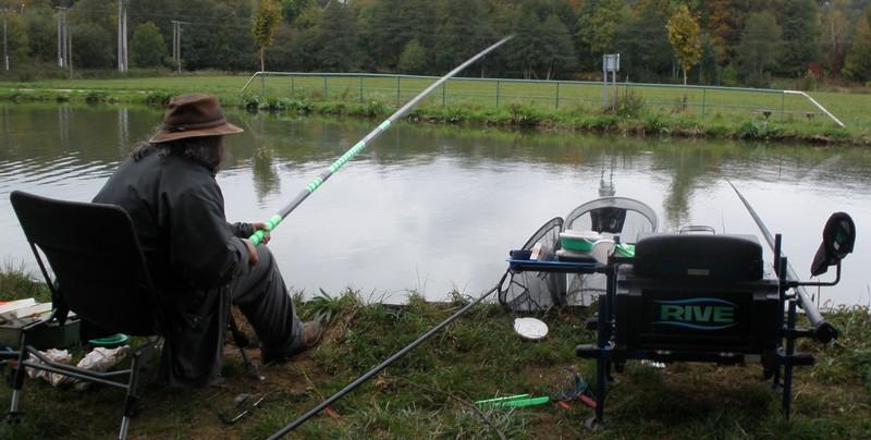 Cet après midi pêche avec Jyelle Pa110012