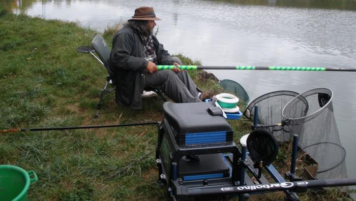 Cet après midi pêche avec Jyelle Pa110013