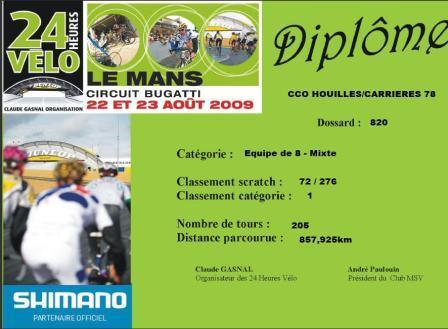 Nouvelles des 24 heures du Mans Diplam11