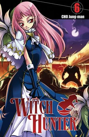 [MANHWA] Witch Hunter Witch-10