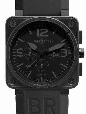 Mon Oris TT3 Chronographe Black Image112