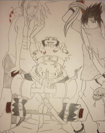 Galerie by Genesis Naruto13
