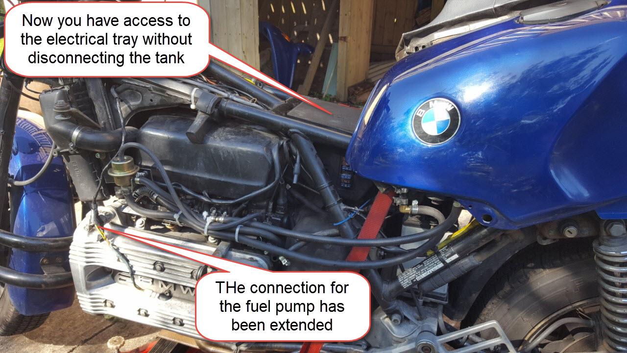 Relocating the Fuel Pressure Regulator 20190711