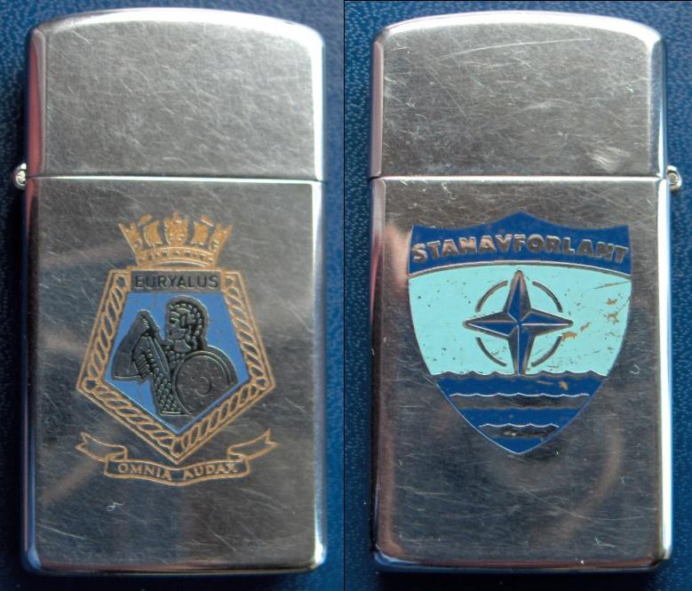 Les Zippos de la Force Navale et des autres marines - Page 2 Euryal10
