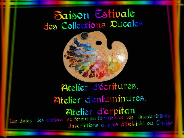 Annonces des collections ducales Noir2111