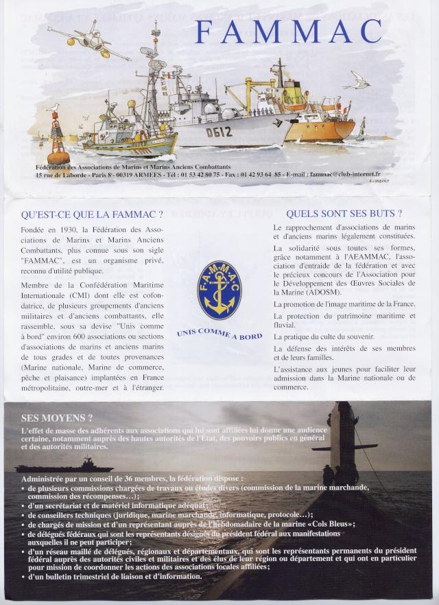 [ Associations anciens Marins ] Question sur les amicales d'anciens marins - Page 3 Fammac10