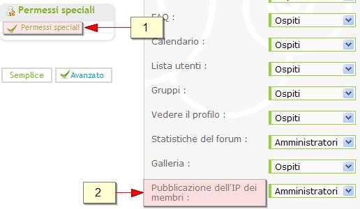 Nuove funzionalità: promozione del forum, aumento del traffico, ecc Permes10