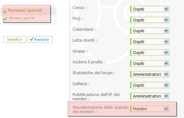 Nuove funzionalità: promozione del forum, aumento del traffico, ecc Statut10