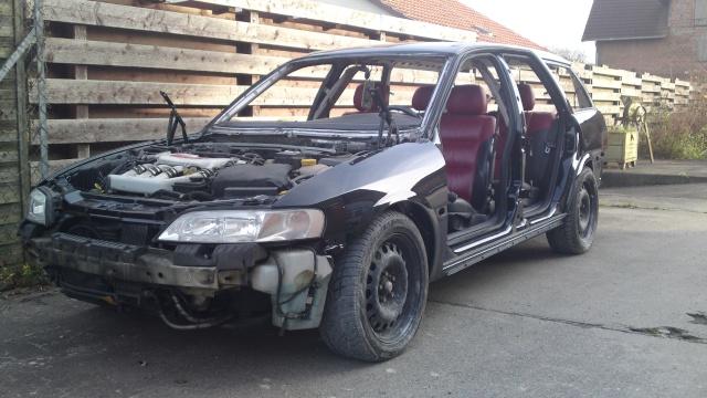 """""""Renovierung"""" eines Vectra B i30 19112011"""