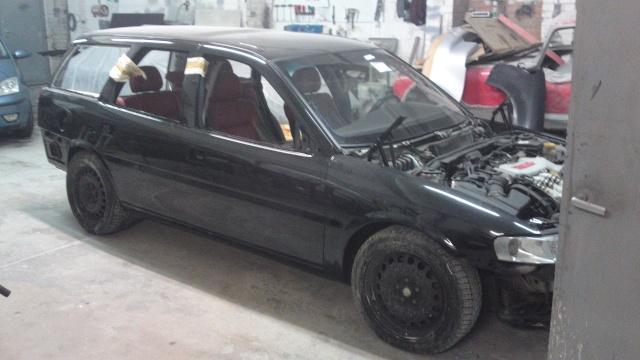 """""""Renovierung"""" eines Vectra B i30 Vectra13"""