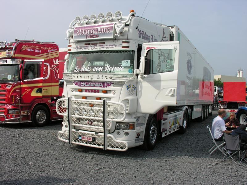Truck Show Bastogne (Belgien) Dscn0011