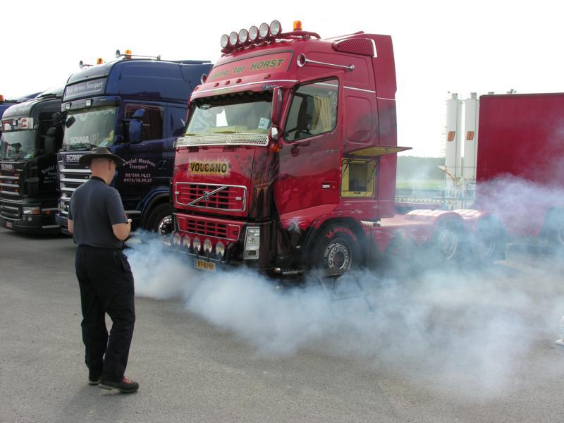 Truck Show Bastogne (Belgien) Dscn0112