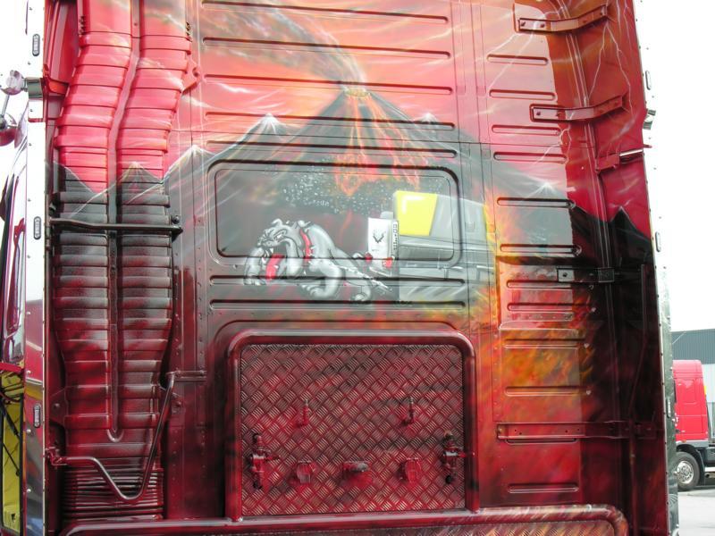 Truck Show Bastogne (Belgien) Dscn0114