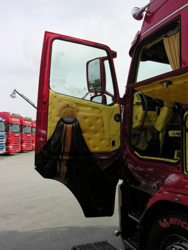 Truck Show Bastogne (Belgien) Dscn0115
