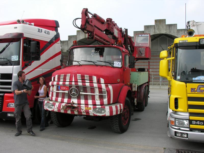 Truck Show Bastogne (Belgien) Dscn0121