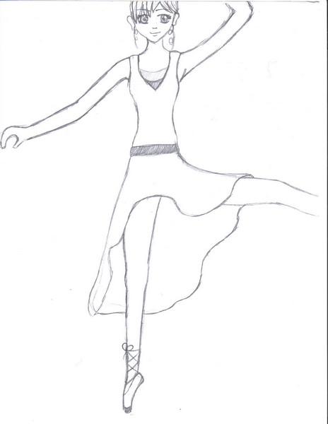 Les pitit dessins de Cécile358 - Page 2 Danseu10