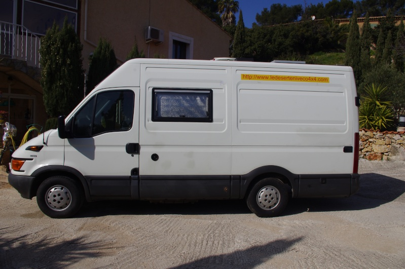 VENDS IVECO DAILY 35S9 2,8 2000 AMENAGE Imgp2410
