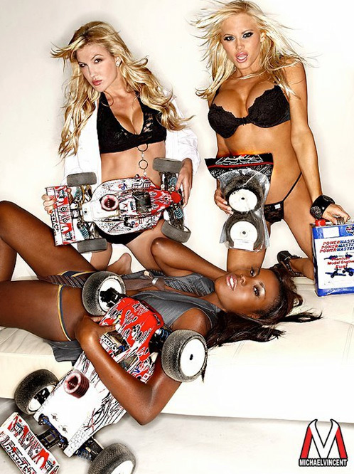 Auto RC-Girls Rc-gir10