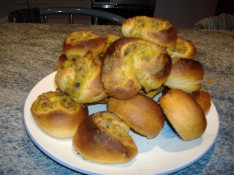 pain aux raisins Mars2011